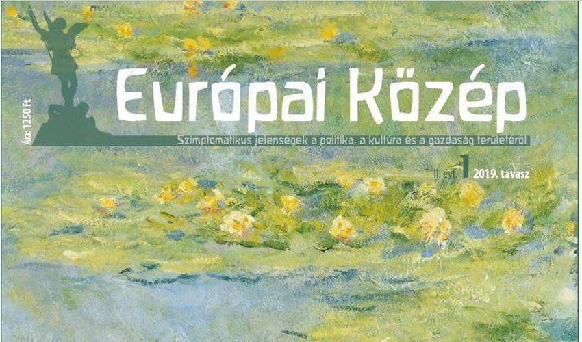 Európiai Közép 2019. tavasz – Már a nyomdában!