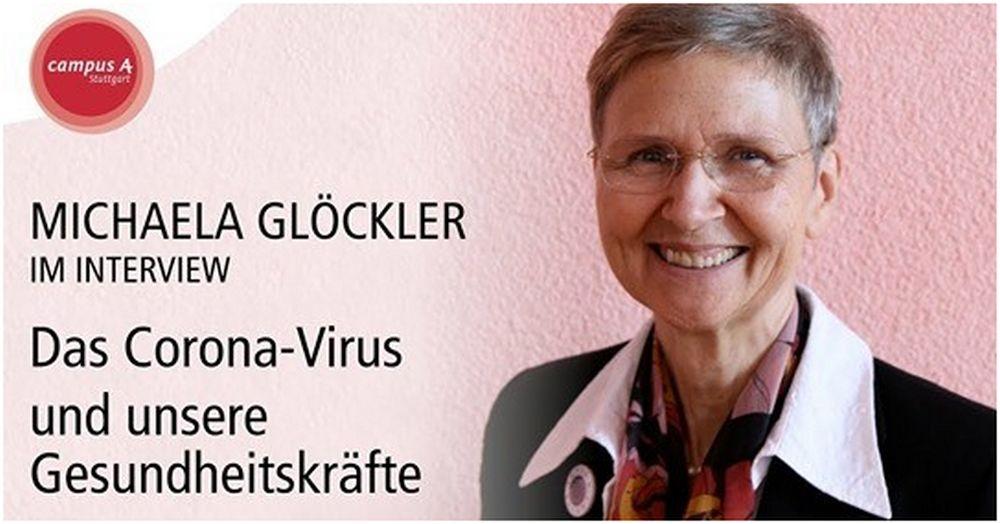 A Campus A Stuttgart interjúja Michaela Glöcklerrel
